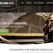 Download The Good News Church Theme (PSD) (Free) - PixelBin