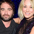 Polémica foto de Kaley Cuoco y Johnny Galecki de The Big Bang Theory