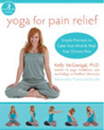 Kelly McGonigal - Yoga for Pain Relief book cover