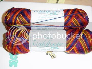 wildfoote sock yarn