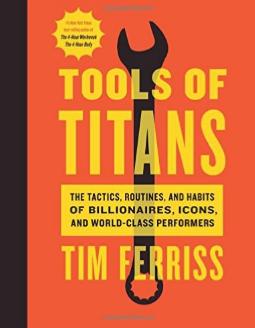 Tools Of Titans Quotes Ben Rosenfeld