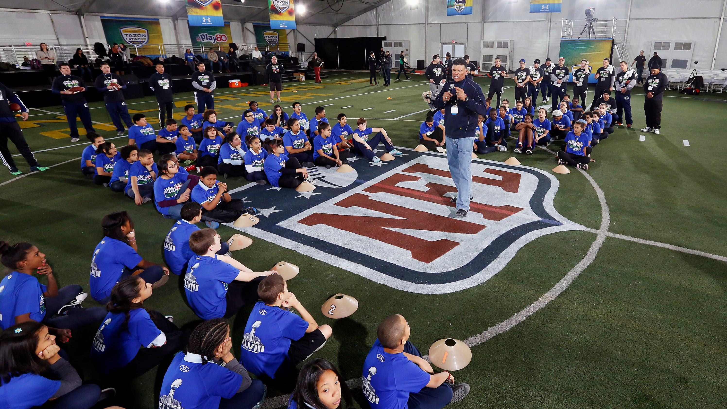 NFL youth football camps coming to Cincy in July