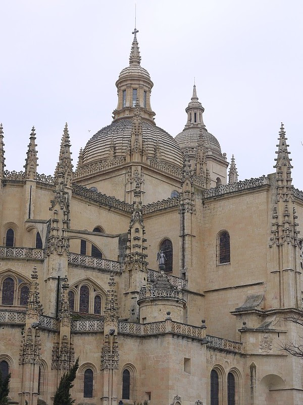 主座教堂 Catedral de Segovia
