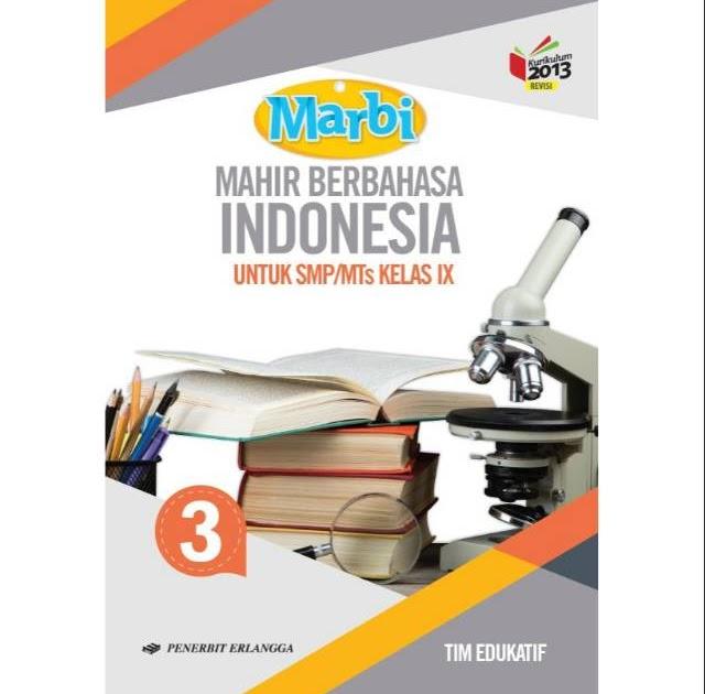 Kunci Jawaban Buku Marbi Bahasa Indonesia Kelas 9 Kurikulum 2013 Guru Galeri