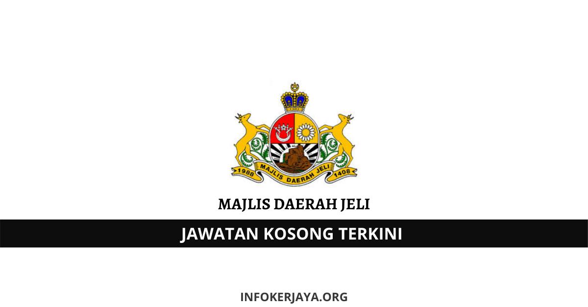 Jawatan Kosong Majlis Daerah Jeli • Jawatan Kosong Terkini
