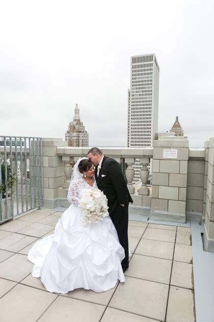 Glam Tulsa Wedding at The Mayo Hotel   Sarah   Kyle