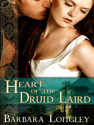 Heart of the Druid Laird by Barbara Longley