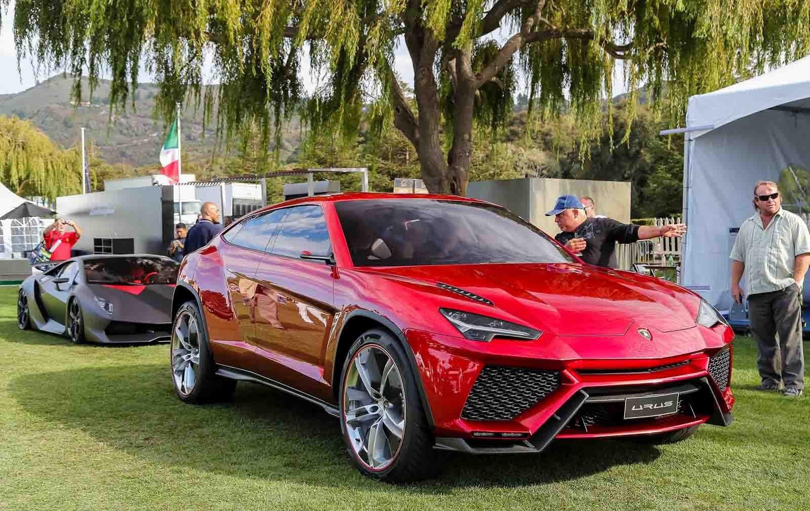 Lamborghini Urus  Car Pictures, Images – GaddiDekho.com