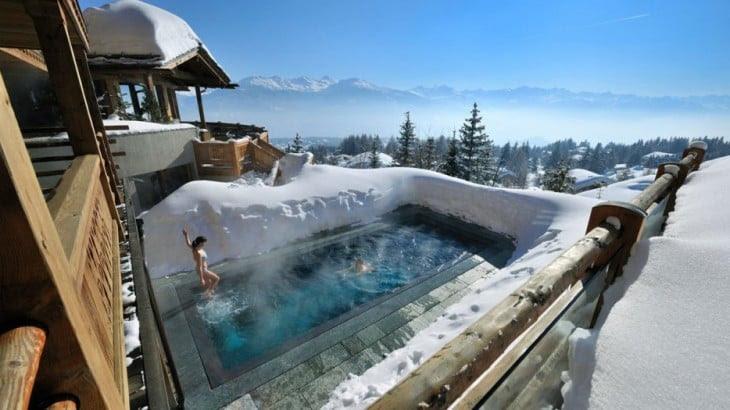 piscina del lecrans hotel