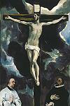 El Greco: Christ on the Cross
