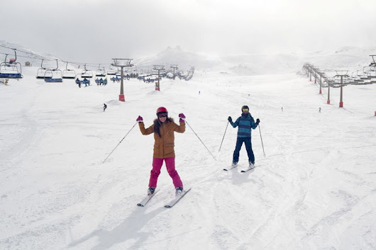 WINTER WONDERLAND: Andalucia's Sierra Nevada gears up for ski season amid sub-zero temperatures - Andalucia Travel Guides