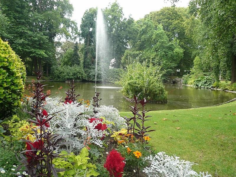 J. Le Jardin des Plantes | Nantes, plateau de tournage du cinéma ...
