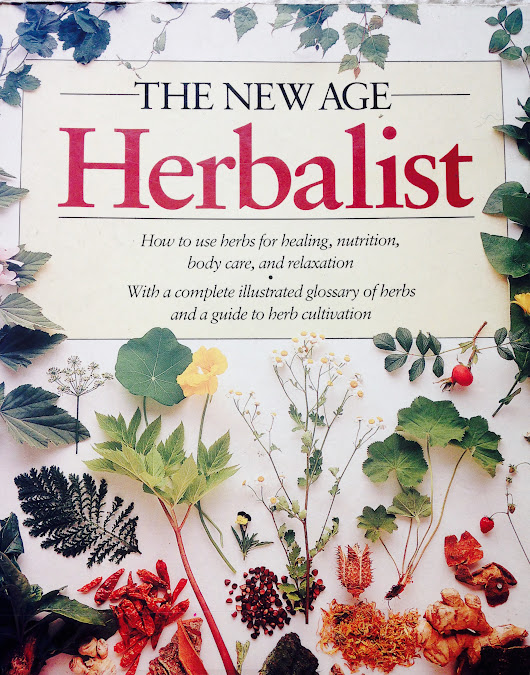 Learn About Herbal Medicine & Herbal Cooking in The New Age Herbalist: Book Review