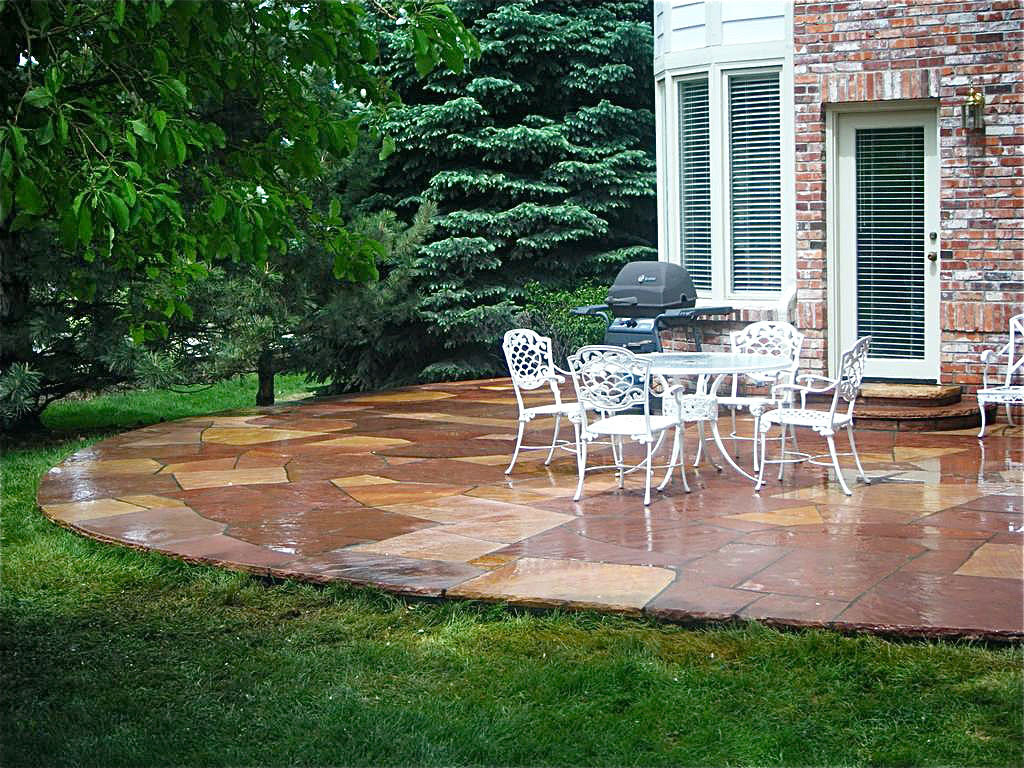 Garden Patio Designs Ideas! | My Decorative