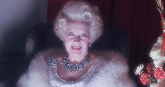 My mother, Barbara Cartland, and her world of old-fashioned Romance