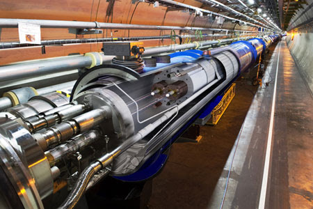 CAN in Automation - Restart with an improved superconducting magnet