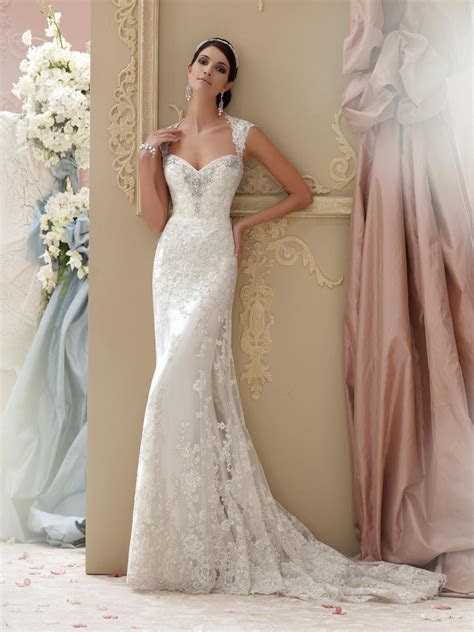 David Tutera Bridals 115229 Lourdes David Tutera for Mon