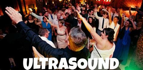 Ultrasound Wedding Band & Dj   Wedding Band and DJ in