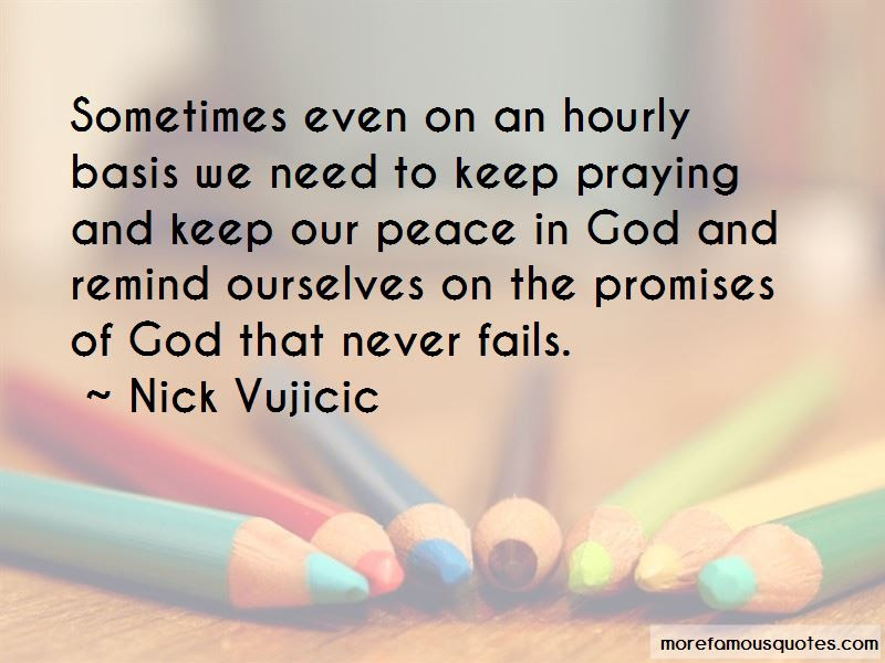 Peace In God Quotes Top 47 Quotes About Peace In God From Famous