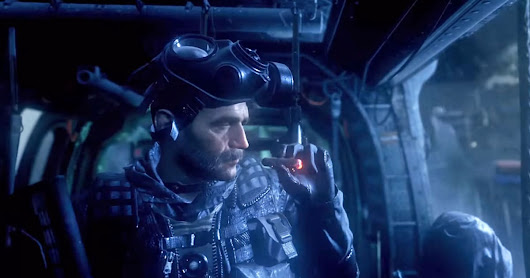 Watch 8 minutes of the 'CoD: Modern Warfare' remaster
