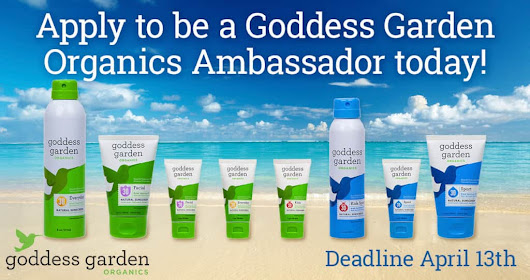 Goddess Garden Seeks 15 Blogger Ambassadors for Sponsored Campaign - Mamavation