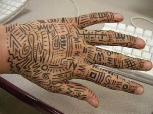 African Tribal Tattoo Designs Hand Tattoo Tattoomagz