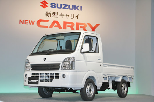 Suzuki's Future Product Plans (Part 5: The LCVs)