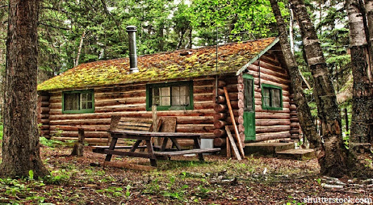 Build A Log Cabin Like The Pioneers Did | Survivopedia
