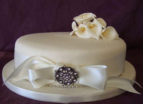 Gallery of Single Tier Wedding Cakes   Celebration Cakes