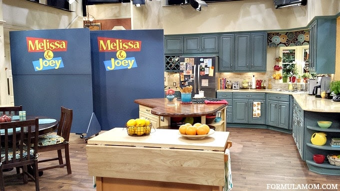 Melissa And Joey Kitchen Cabinet Color Going home with melissa amp; joey
