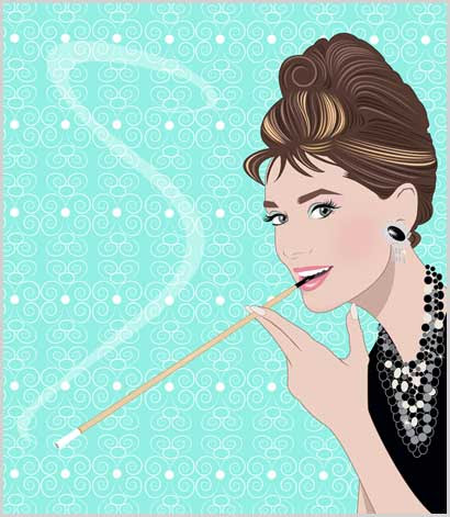 RAD's Audrey Hepburn