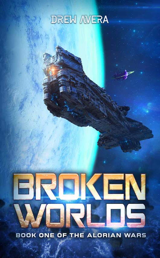 Featuring BROKEN WORLDS By Drew Avera - S. J. Pajonas