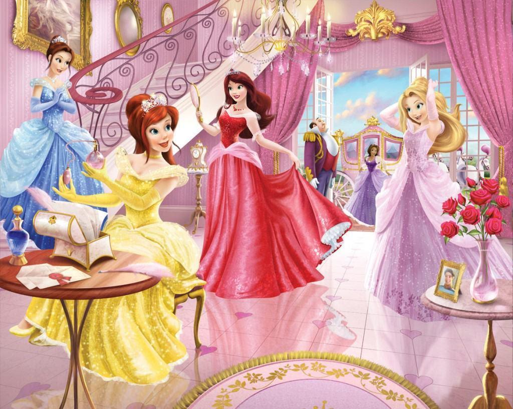 Disney Princess Christmas Wallpapers - Wallpaper Cave