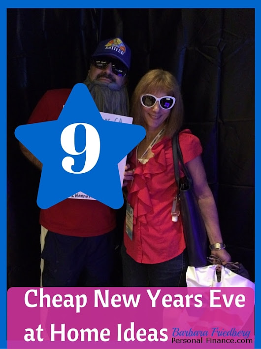 CHEAP NEW YEARS EVE AT HOME IDEAS