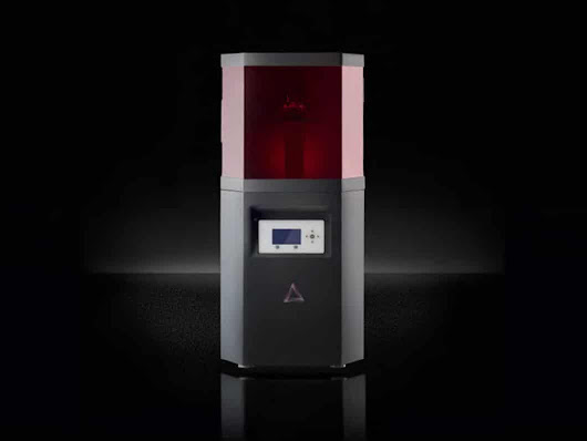 Ackuretta Launches Ackuray A135 Professional DLP 3D Printer with 8 Resin Materials