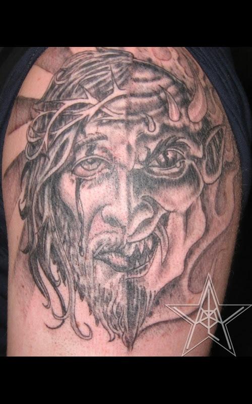Christian Tattoosmuskegon Michigan Usa