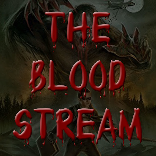 The Blood Stream - Episode 00009 - Bigfoot vs. DB Cooper