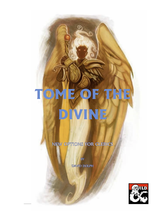 Tome of the Divine