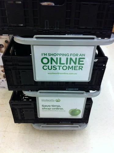Online shopping by ellen forsyth