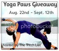 YogaPaws Giveaway