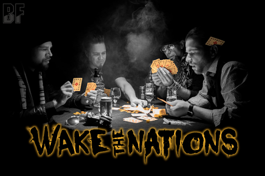 New Release - WAKE THE NATIONS