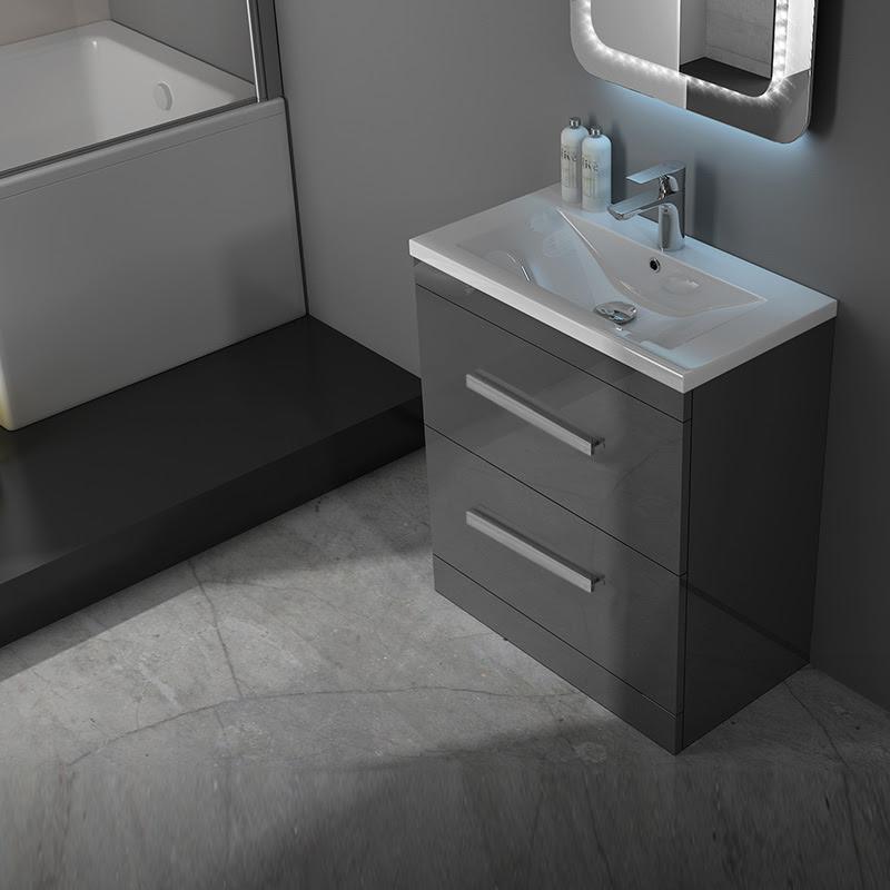 Best Bathroom Vanity Units Small House Interior Design