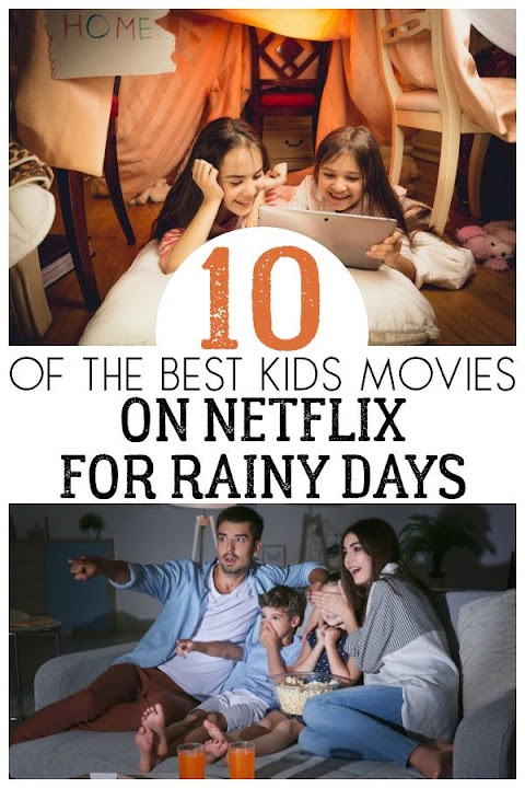 Movies To Watch On A Rainy Day