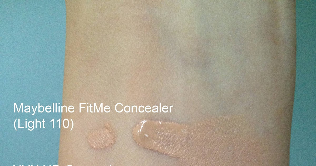 Fab Swatches Amp Reviews Nyx Hd Concealer Tonymoly Cats Wi