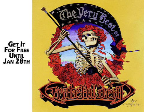 Free Grateful Dead Music For Boho Bogo Fans