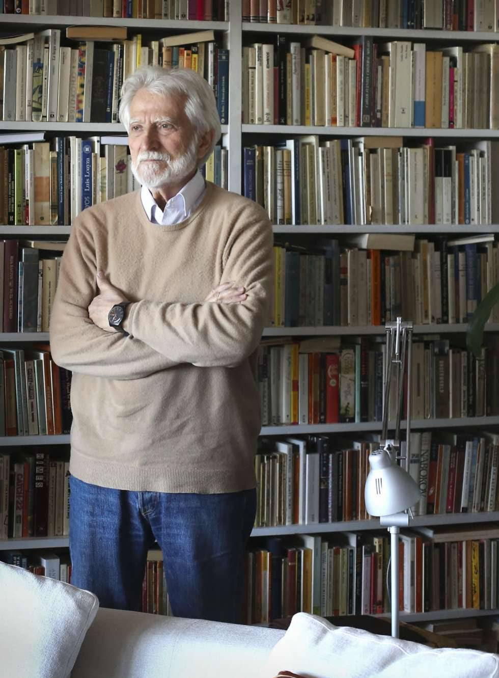 """Miguel Sáenz: """"La memoria es una furcia redomada"""""""