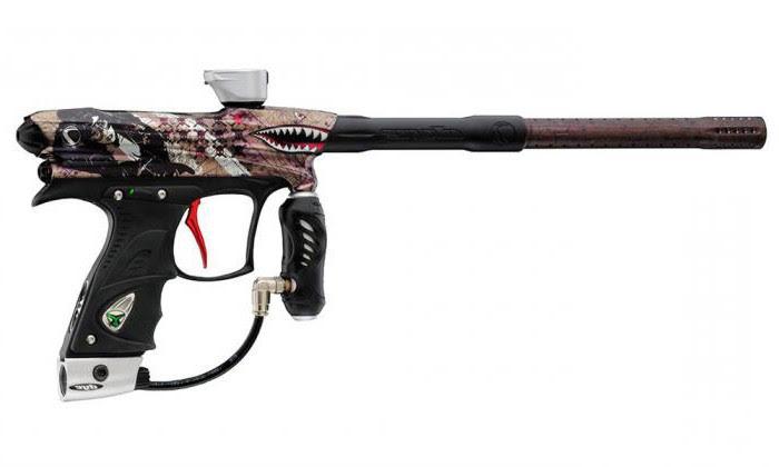 пейнтбольные маркеры пистолеты