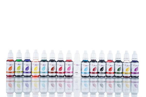 Myflavor Oil Based Food Coloring - Sugar Smith Inc