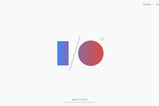 La conférence Google I/O se tiendra du 15 au 17 mai à San Francisco.