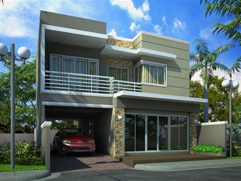 home designs latest modern homes front views terrace